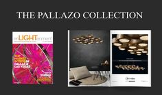 The Pallazo Collection featured in this months Enlightment Magazine.