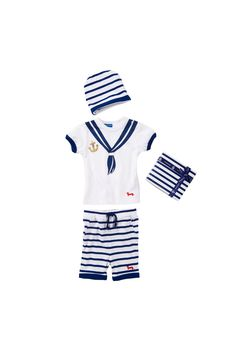 Image for Baby Boys Sailor Set from Peter Alexander. So adorable!!!