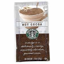 Starbucks Coffee : Starbucks Hot Cocoa, 1.25 « Holiday Adds