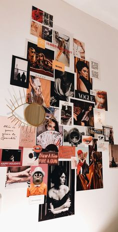 Magazine Wall Collage Ideas 47 Pin by Ivelinazhiy Zhiy On Changed Aesthetic In 2019 Ideas Collage, Collage Mural, Art Mural, Tumblr Wall Decor, Inspiration Wand, Creative Inspiration, Bedroom Inspiration, Inspiration Quotes, Interior Inspiration