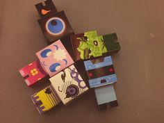 An Arts & Crafts app for the iPad where children and adults can craft beautiful papercraft toys.