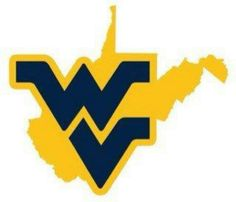 west virginia mountaineers logo college football logos pinterest rh pinterest com wvu logo clip art wvu logo clip art