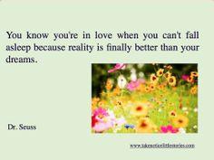love brings dreams into reality