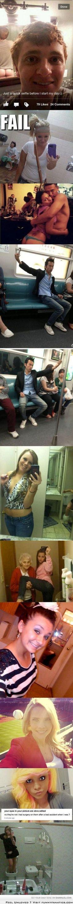 Pictures That Shouldn't Been Taken