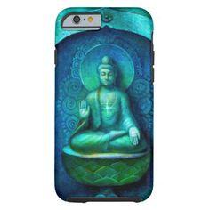 Zen Buddha Meditating iPhone 6 case