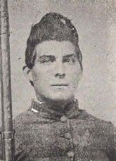 George W. Hahn of Catawba County, NC, Co. E 32nd NC Infantry