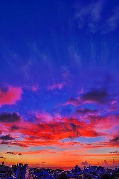 Sunset - Okinawa