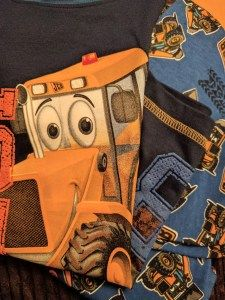 Reading with JCB Kids  A couple of weeks ago we had another fun delivery from JCB Kids. As always L was very excited and absolutely delighted with his new goodies.  JCB Kids Pajamas from George He got some fabulous pajamas from the range available at George great digger printed bottoms with a fun Joey top which quite frankly he could wear as a T-Shirt there is a chance that he maybe has! At only 9.00 for the set I think this is really good value everything washes up well and has been tumble…