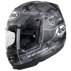 Casque Integral Arai Rebel Command Black
