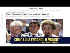 Imprensa estrangeira descobriu quem Lula é - YouTube