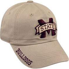 Mississippi State Bulldogs Top of the World Angler Bucket Hat ... efb20e51cd33