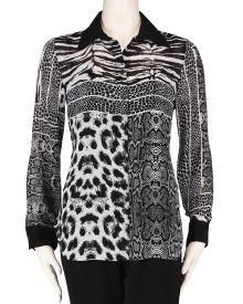a98ddce59d3 Mishca Animal Print Slit Back Tunic For Less, Department Store, Branding  Design, Men