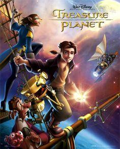 Treasure Planet :)