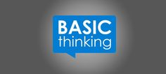 BASIC thinking nun auch auf #WhatsApp, #Pinterest, #YouTube, #Instagram und Co.