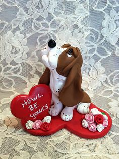 *POLYMER CLAY ~ Valentine's Day by Laurie Valko