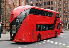 New Routemaster, London Transport, United Kingdom, Transportation, The Unit, England