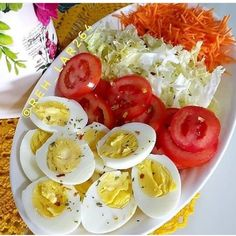 Comida saudável - Food for kids - Diet Recipes, Cooking Recipes, Healthy Recipes, Carbohydrates Food List, Healthy Snacks, Healthy Eating, Gym Food, Food Platters, Food Goals