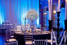 Yes, yes, and oh yes to this charming Charlotte wedding designed and planned my Lemiga Events. When black and white decor come together with cool blue lighting and modern stripe patterns, you can't help but to acknowledge a beautiful thing. Lucky for us, CarterElite captured photos below so we can continue to fall in love with this lovely […]