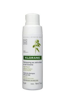 Refinery29 loves Klorane Gentle Dry Shampoo with Oat Milk, http://www.refinery29.com/best-dry-shampoo-reviews/slideshow#slide-1