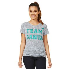 Dannii Minogue Petites Team Santa Christmas T-Shirt – Target Australia