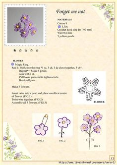 The Book of Crochet Flowers 1_56 (494x700, 229Kb)
