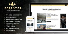 [GET] Forester - A Stylish WordPress Theme (Blog / Magazine) - NULLED - http://wpthemenulled.com/get-forester-a-stylish-wordpress-theme-blog-magazine-nulled/