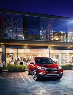Facelifted 2015 Honda CR-V with Updated Engine from $23,320* [146 Photos]