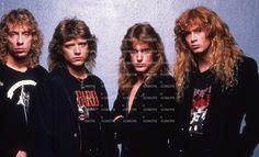Megadeth........