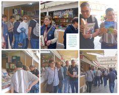 El club de lectura Cuento Contigo visita la Feria del Libro el 8 de mayo de 2018 Mayo, Reading Club, Short Stories