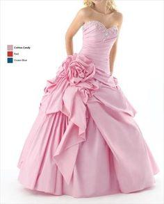 Rose - Robes princesses - Saphir collection - Corbin Designer, robes sur mesure