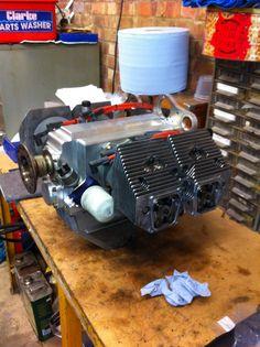 Jabiru 2200A engine