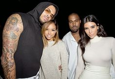 NIGERIAN TOP SECRET: OL! How Kim Kardashian 'snubbed' Karrueche