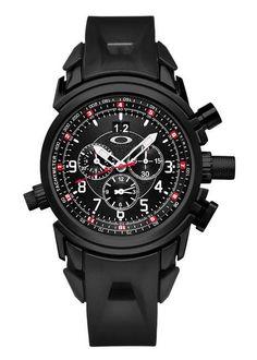 Oakley 12 GAUGE Watch - Luxury Swiss Chronograph Men's Watch | Oakley Store