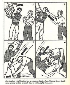 Self defense.