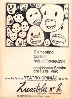 """Evento é lançamento do filme """" Noitada de Samba"""""""