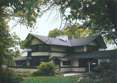 Bradley House, Kankakee, Illinois. 1900