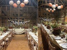 NEW Festival Wedding venue – Pretty Gardens, field and barn in West Sussex Wedding Venue Decorations, Wedding Venues, Table Decorations, Wedding Day Tips, Festival Wedding, Farm Wedding, Woodland, Barn, Pretty