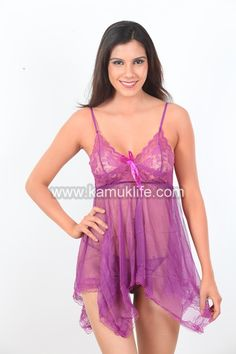 Rs. 790.00 Kamuk Doll - Babydoll Lingerie India Online Lingerie 0cfdf85c9