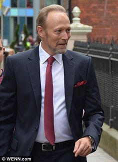 Lars Mikkelsen was chilling and magnificent.