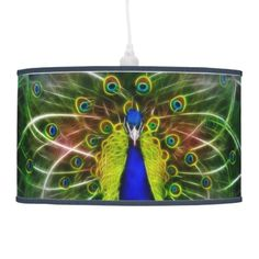Illuminate your home with Peacock lamps from Zazzle. Find the right lamp for you today!