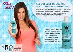 Lavez vos extensions de cheveux avec des shampoings et des soins adaptés pour ne pas qu'elles s'emmêlent ! http://www.royalextension.com/fr/catalogue/soins-des-extensions.59-1.html