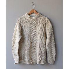 NEW! 1960s Bundoran wool sweater  large by deargolden