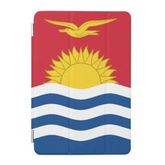 Flag of Kiribati iPad mini Cover