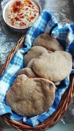 Rozgardiasz kuchenny bez pszenicy: Proste chlebki naan