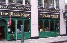 Nothing better than a great Irish Pub.  Boston, MA