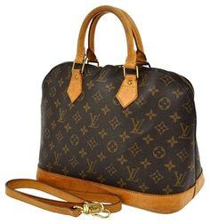 Louis Vuitton Alma Monogram Cross Body Bag https://www.tradesy.com/bags/louis-vuitton-alma-shoulder-bag-brown-1440058/?tref=m_seller#