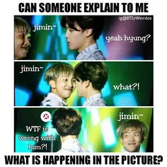 Being troll like I can't explain Hyung Style