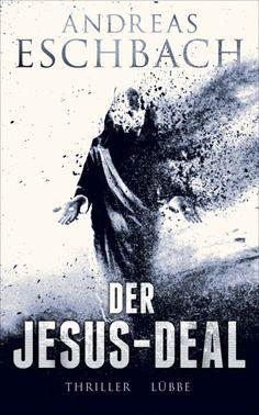 Andreas Eschbach   Der Jesus-Deal   Thriller   Wer hat das originale Jesus-Video gestohlen? Stephen Foxx war überzeugt, dass es Agenten des Vatikans gewesen sein müssen. Tatsächlich steckt eine Gruppierung dahinter von deren Macht er bis dahin nichts geahnt hat. Die Videokassette spielt eine wesentliche Rolle in einem alten Plan, der nichts weniger zum Ziel hat als das Ende der Welt, wie wir sie kennen.