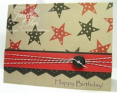 Happy Birthday Dad! by blessingsX3 - Cards and Paper Crafts at Splitcoaststampers