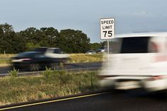 Texas Department of Transportation officials are working on a study of driver habits on Texas 6 to determine if the speed limit should be lowered from 75 miles per hour, a spokesman said.